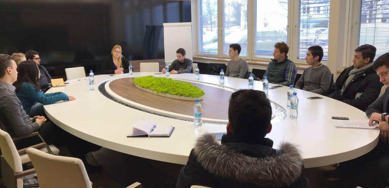 Vzdělávací kurz Mezinárodní podnikání